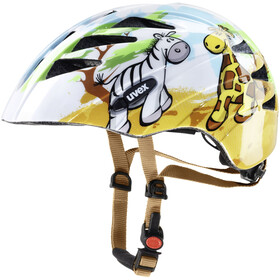 UVEX Kid 1 Casque Enfant, safari
